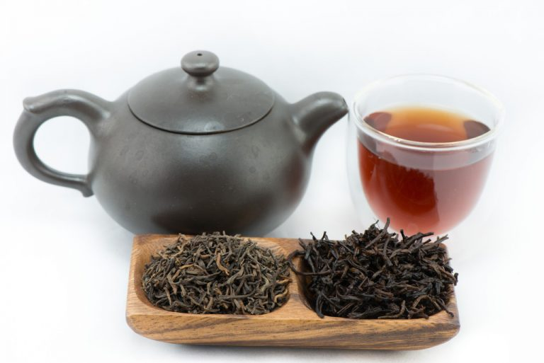 Pu Erh Slimming Tea